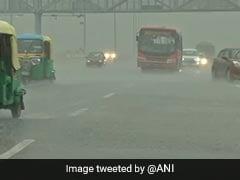 Delhi Receives 383 mm Rain This Month - Highest In September Since 1944