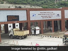 Quazigund-Banihal Tunnel Opens To Traffic On Trial Basis