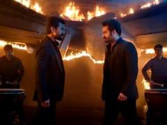 RRR Song Dosti: 'आरआरआर' का पहला गाना 'दोस्ती' हुआ रिलीज, जूनियर एनटीआर और राम चरण ने जमाया रंग