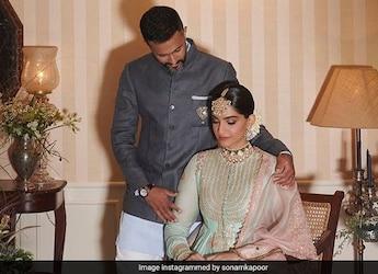 Sonam Kapoor Pairs Her Evening Tea With This Desi 'Nashta' - See Pic