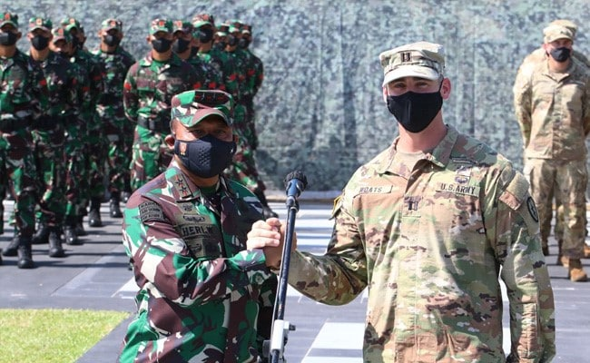 Indonesia, US To Hold Largest Joint Military Drills For Two Weeks