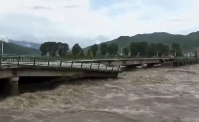 Thousands Evacuated As Floods Hit North Korea: Report