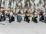 """Video : """"Totally Safe"""": Chennai Hoteliers' Bike Expedition To Encourage Tourism"""