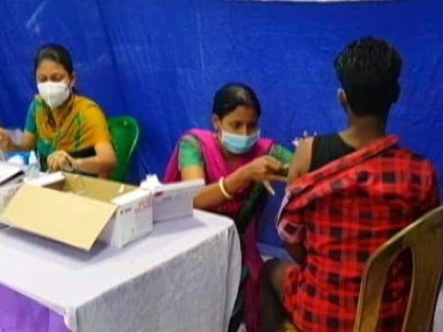 Video : India's Covid Vaccinations Cross 60 Crore Doses