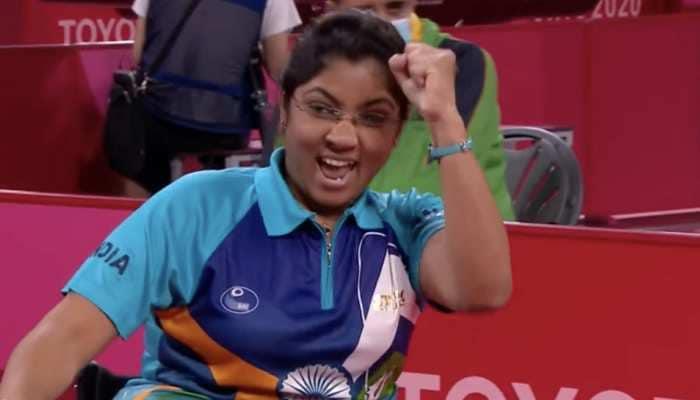 Tokyo Paralympics में सिल्वर मेडल जीतने वाली भाविना को पूरे देश से मिल रही हैं बधाईयां