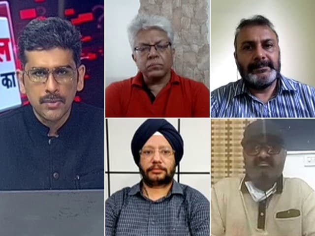 Videos : सवाल इंडिया का : खिलाड़ियों के सम्मान पर कौन कर रहा राजनीति?