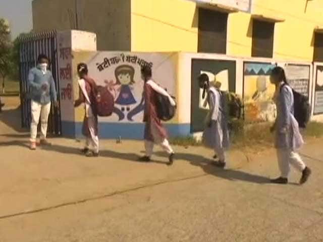 Video : Covid Scare In Schools, Himachal Suspends Classes Again