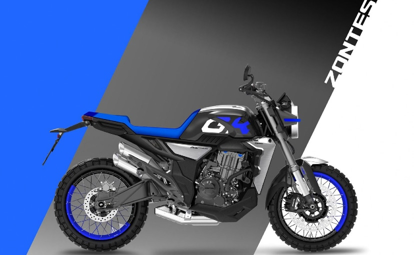 The Zontes 350GK will feature a neo-retro and urban design with a 42 hp and 350 cc engine