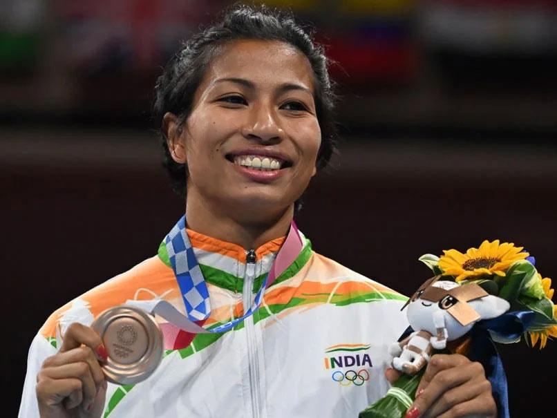 """Looking Forward To Upcoming Competitions,"" Says Tokyo Olympics Bronze Medallist Lovlina Borgohain"