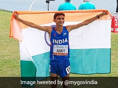 Athletics U20 Championships: Silver Medallist Amit Khatri Eyes Asian And Commonwealth Games Next Year