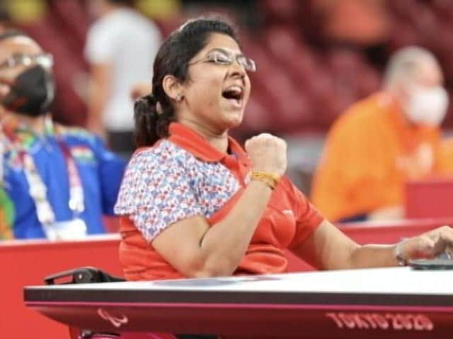 """Video : """"Scripted History"""": PM Modi To Bhavinaben Patel On Paralympic Silver"""
