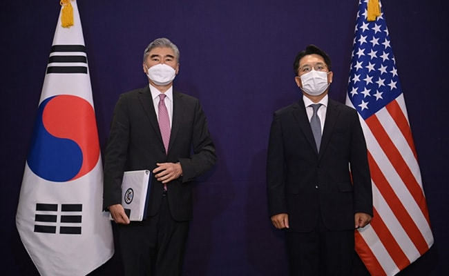 US Envoy Says No Hostile Intent Toward North Korea, Calls For Talks