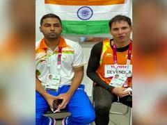 """""""Kamaal Kar Diya,"""" Devendra Jhajharia's Daughter Tells Him After Tokyo Paralympics Silver"""