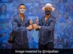 IPL 2021: Hardik Pandya, Krunal Pandya Join Mumbai Indians Camp In UAE