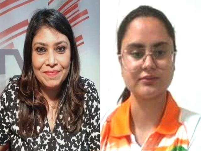 Video : Winning Paralympic Gold Was Overwhelming, Can't Describe The Moment: Avani Lekhara