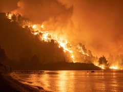 """Greece Battles Wildfires For Fifth Day In """"Nightmarish Summer"""""""
