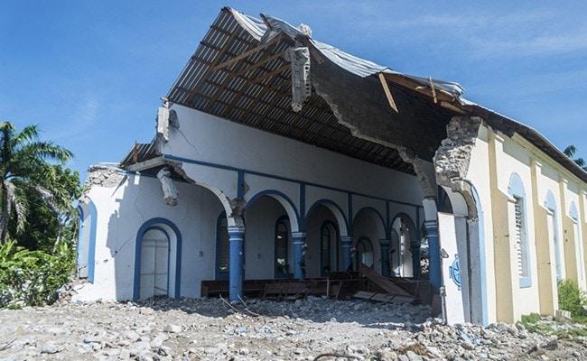 Haiti Earthquake Death Count Rises To 1,941: Officials