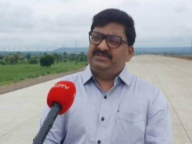 Video : Mumbai-Nagpur Expressway Nears Completion, 75% Work Completed