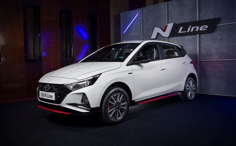 The Hyundai i20 N Line will be offered in three variants - N6 iMT, N8 iMT, and N8 DCT.
