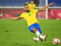 Brazil Striker Matheus Cunha Joins Atletico Madrid From Hertha Berlin