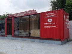 """""""Just Like An Airplane"""": Delhi Makes Mohalla Clinics From Containers"""