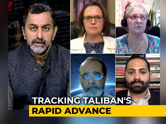 Video : Afghanistan: Taliban Takeover?