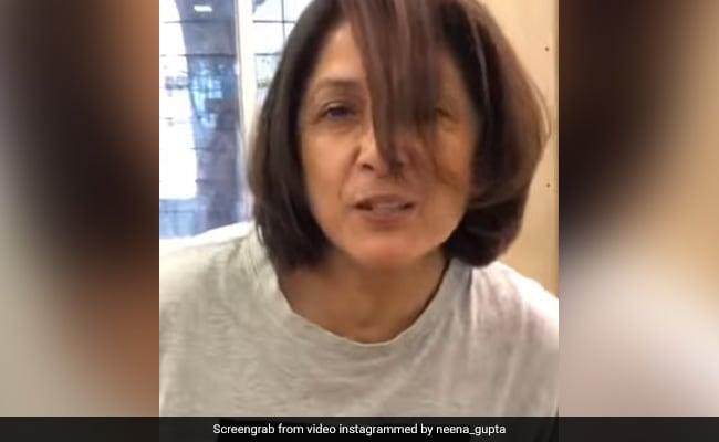 Neena Gupta Will Be Seen Rocking This Hairstyle In Second Season Of Masaba Masaba