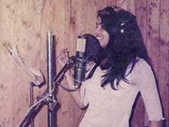 Back Where It All Began: Priyanka Chopra, 19, In A Pic From Her First Ever Song Recording