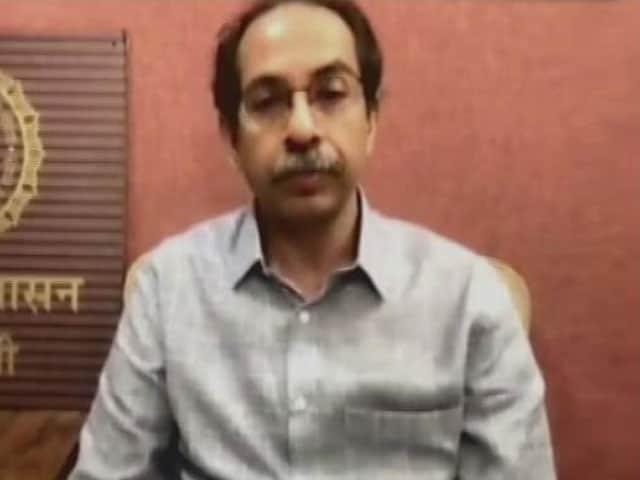 """Video : """"Not Anti-Hindu, Anti-Corona"""": Uddhav Thackeray To """"Irresponsible"""" BJP"""