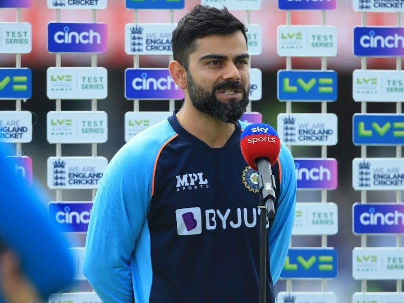 """""""With Covid, Things Are Very Uncertain"""": Virat Kohli On Cancelled 5th Test"""