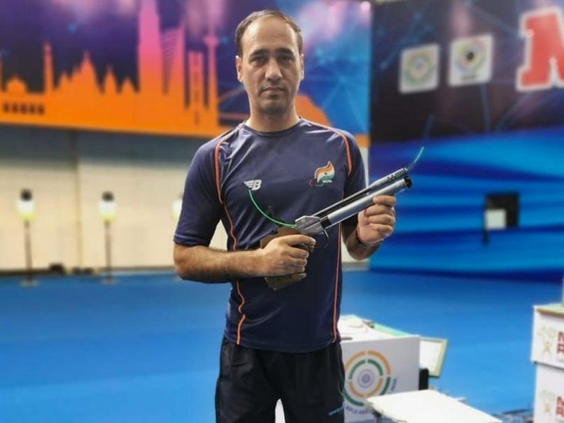 Tokyo Paralympics: Indias Singhraj Adhana Wins Bronze In Mens 10m Air Pistol (SH1)