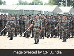 India, Russia Begin Joint Military Training Exercise INDRA 2021