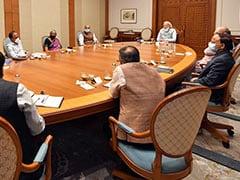 """Ensure Safe Evacuation Of Indians"": PM Modi At Meet On Afghanistan"