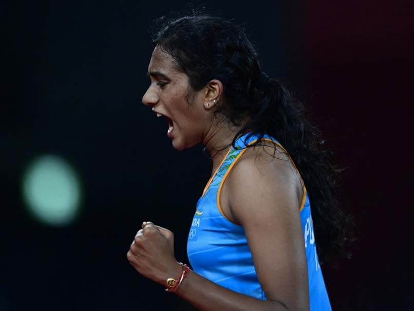 """""""You Make Us Super Proud"""": Twitter Erupts As PV Sindhu Makes History At Tokyo Olympics"""