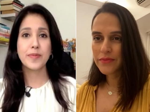 """Video : """"We Need To Normalise Breastfeeding Practices In The Society,"""" Says Neha Dhupia"""