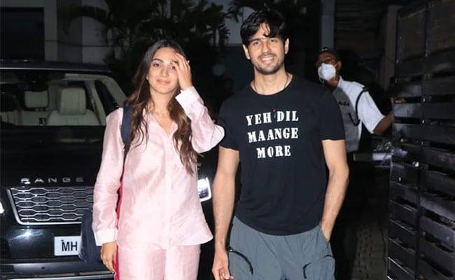 'He's One Of My Closest Friends,' Said Kiara Advani About Rumoured Boyfriend Sidharth Malhotra