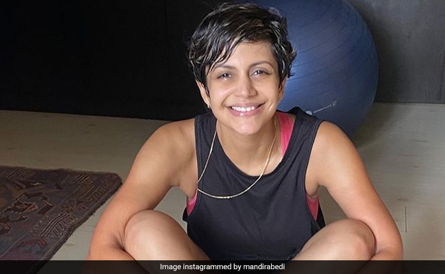When Mandira Bedi's Daughter Tara Asks Her To Smile, She Obliges. See Her Post