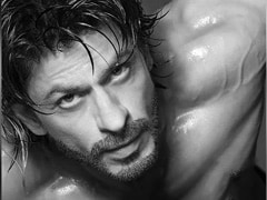 "Shah Rukh Khan's ""Charismatic"" Shot From Dabboo Ratnani's 2021 Calendar"