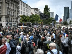 Thousands Protest In France Against Covid Health Pass