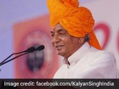 Uttarakhand Observes One-Day State Mourning On Kalyan Singh's Death