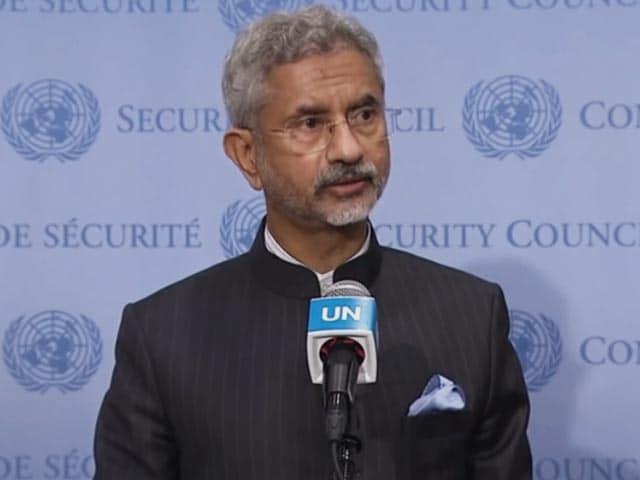 Video : Focus Is On Safe Return Of Indians In Afghanistan: S Jaishankar, Other Top Headlines