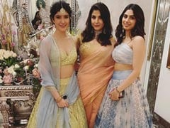 Weddings To Baby Showers: Maheep Kapoor's Busy Week In Fabulous Pics