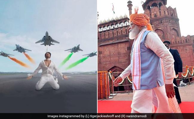 टाइगर श्रॉफ के 'वंदे मातरम' पर पीएम मोदी का ट्वीट, बोले- आप से पूरी तरह सहमत हूं...
