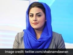 Afghan Woman News Anchor Barred From Work After Taliban Takeover