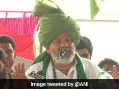 "<i>""Sarkari Taliban""</i>: Farmer Leader Rakesh Tikait's Attack Over Crackdown"