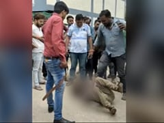 Madhya Pradesh Man Accused Of Theft Whipped, Kicked In Groin; 2 Arrested