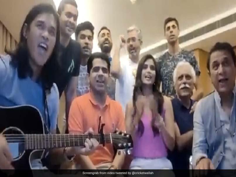 Watch: Somdev Devvarman, Sunil Gavaskar And Others Salute Tokyo Olympics Gold Medallist Neeraj Chopra With Catchy Song