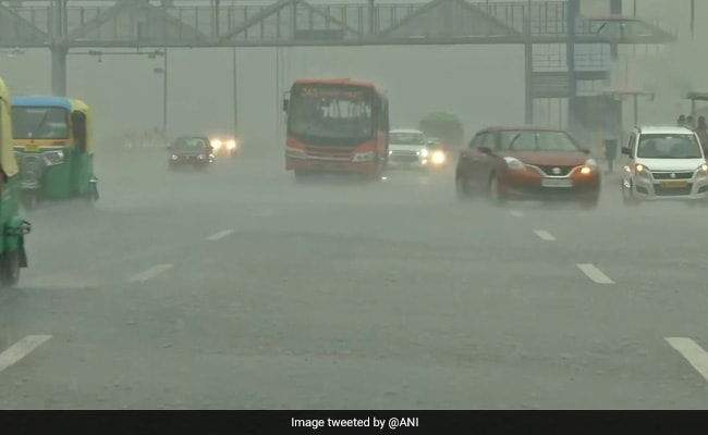 1,000 mm And Counting - Delayed Monsoon Yields Highest Rain In Delhi In 11 Years