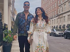 """Not A """"Walk In The Park,"""" Akshay Kumar And Twinkle Khanna Are Actually Heading To..."""