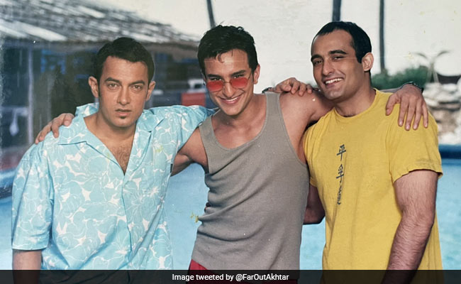 Farhan Akhtar Shares Dil Chahta Hai Trivia In Thank You Tweets For Aamir Khan, Saif Ali Khan, Akshaye Khanna, Preity Zinta, Dimple Kapadia